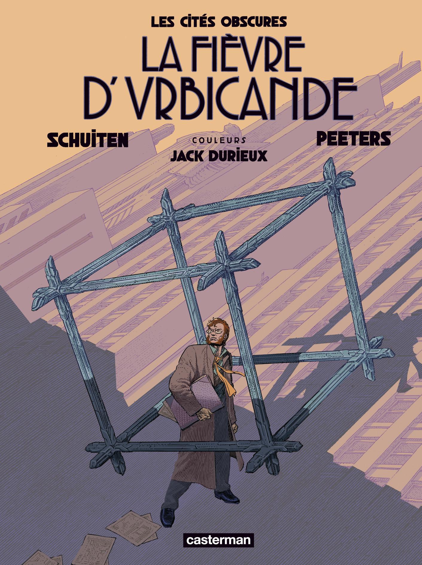 LA FIEVRE D'URBICANDE - EDITION COULEUR