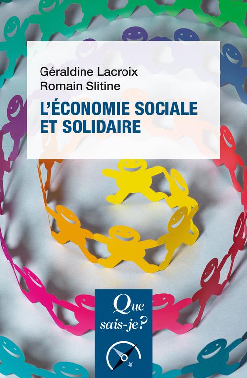 L'ECONOMIE SOCIALE ET SOLIDAIRE