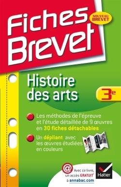 FICHES BREVET HISTOIRE DES ARTS 3E