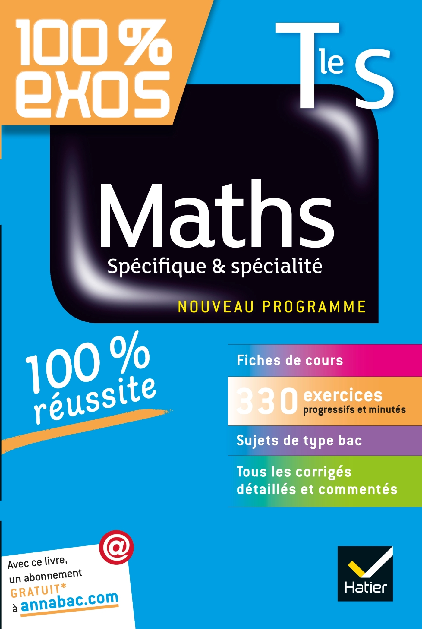 MATHS TLE S SPECIFIQUE & SPECIALITE