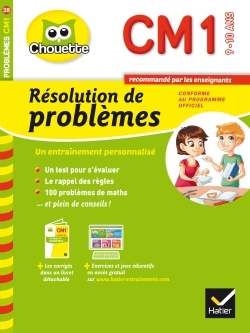 RESOLUTION DE PROBLEMES CM1