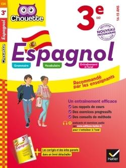 ESPAGNOL 3E - LV2 (NIVEAU A2)