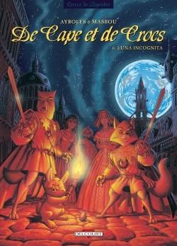 DE CAPE ET DE CROCS TOME 6