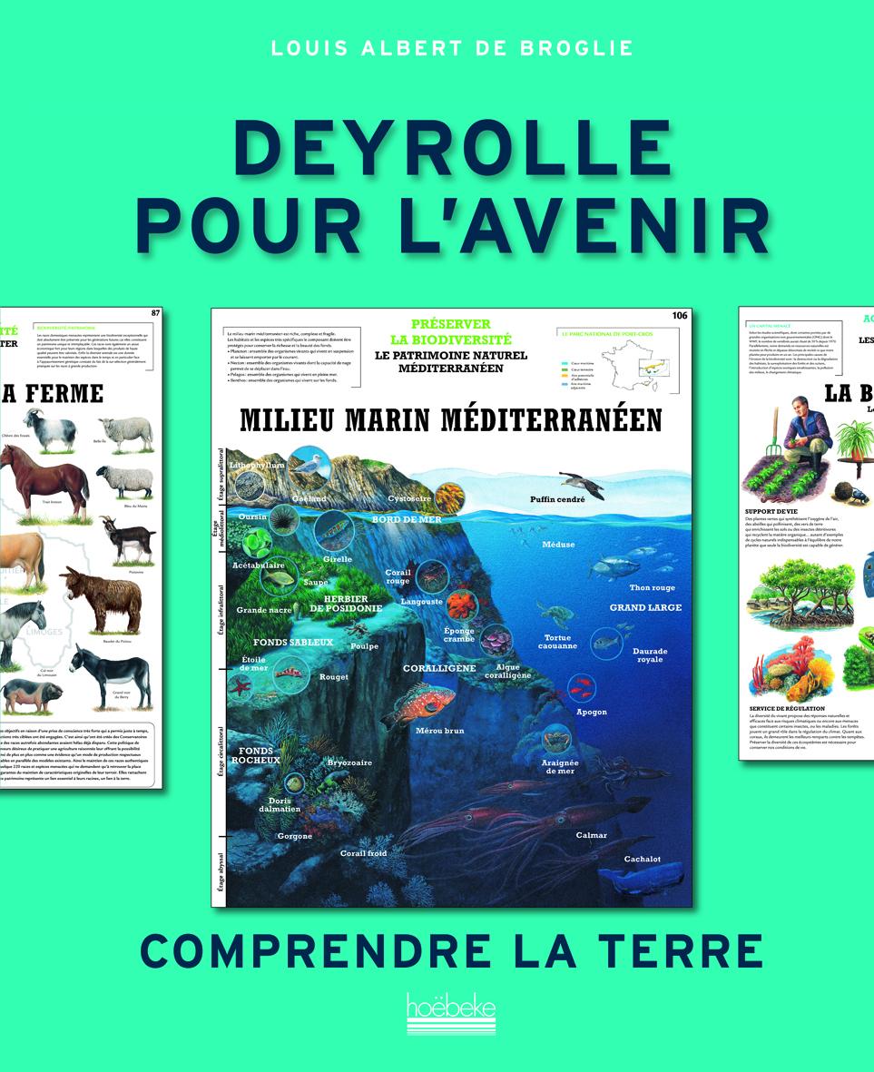 DEYROLLE POUR L'AVENIR COMPRENDRE LA TERRE
