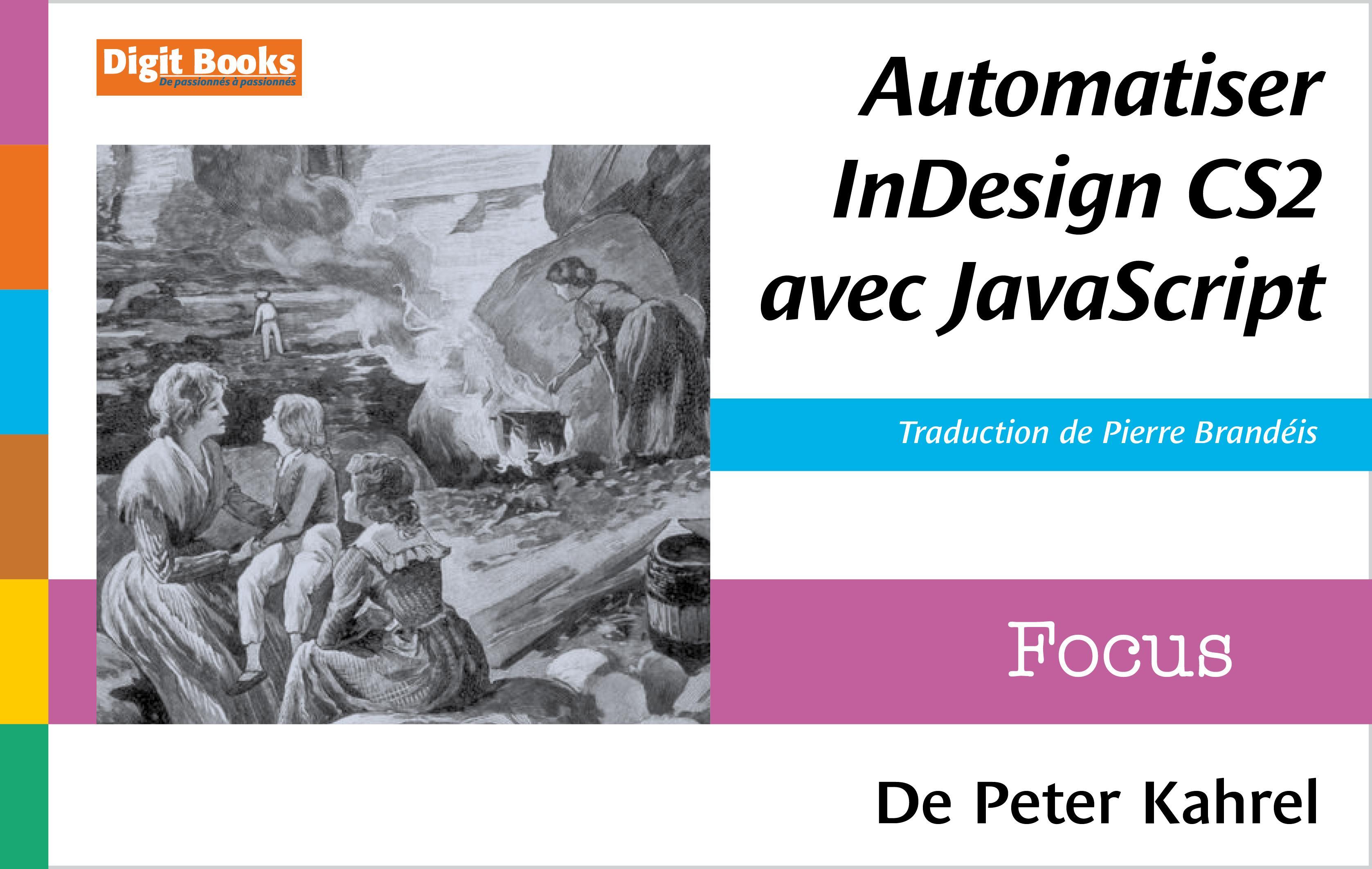 Automatiser InDesign CS2 avec JavaScript