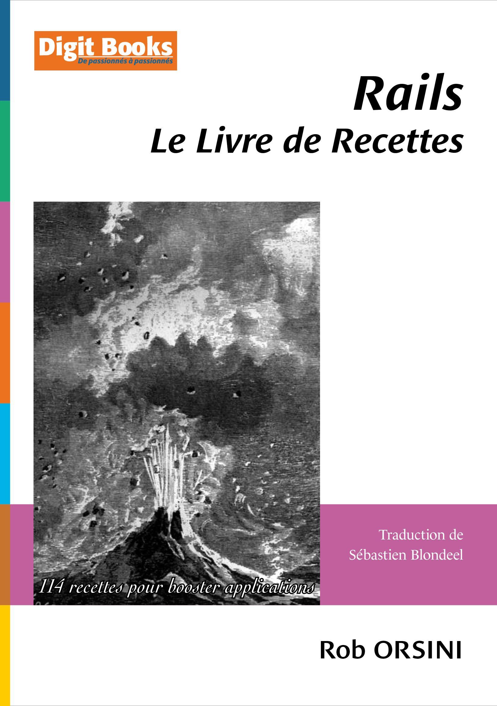 Rails - Le livre de Recettes