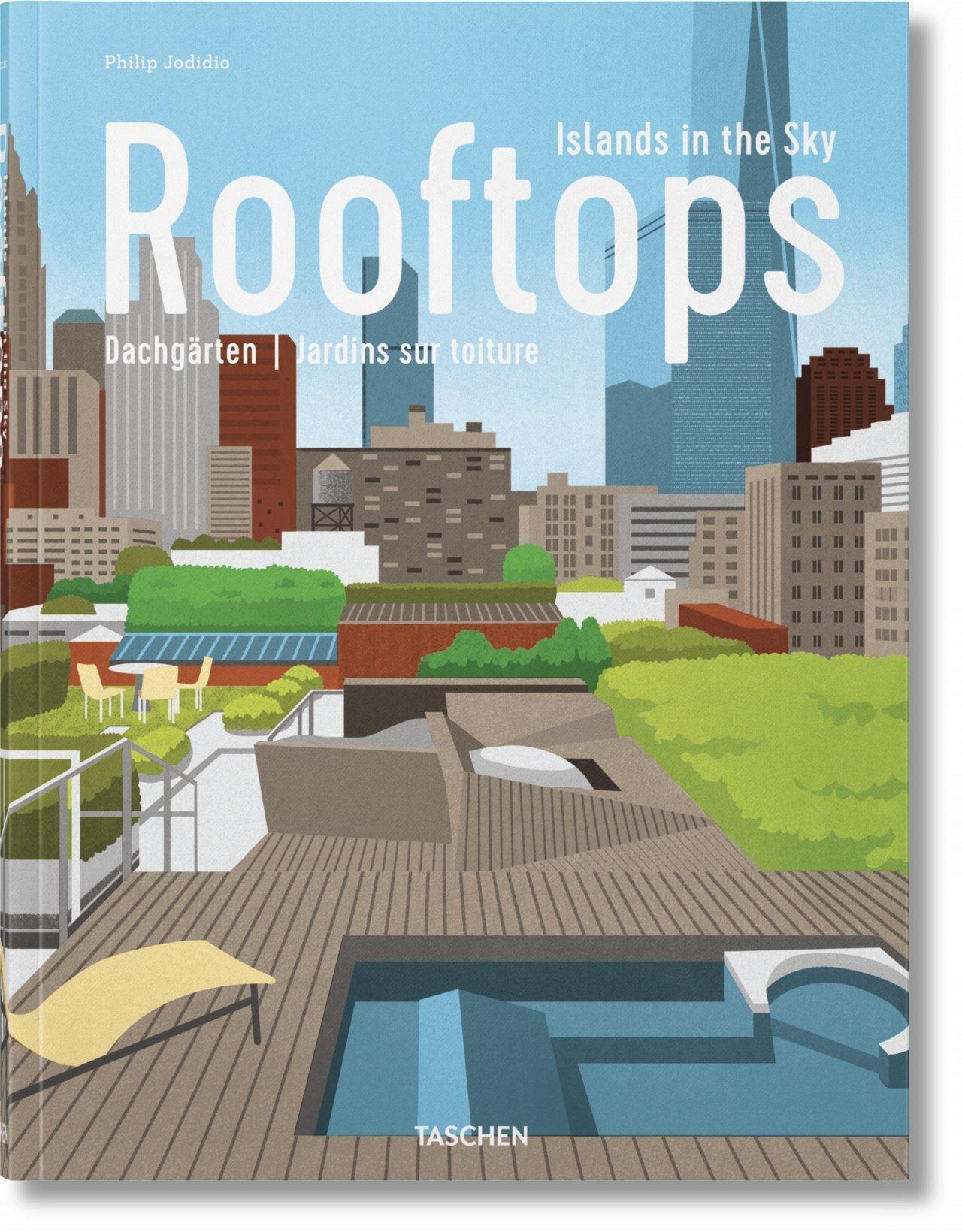 ROOFTOPS. ISLANDS IN THE SKY - VA