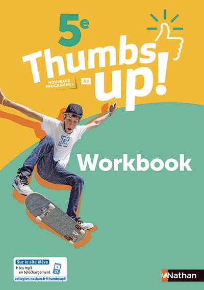 THUMBS UP! 5E - WORKBOOK - 2018