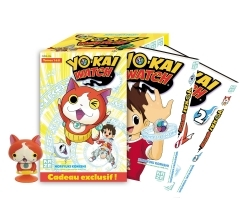 YO-KAI WATCH - COFFRET SAISON 1