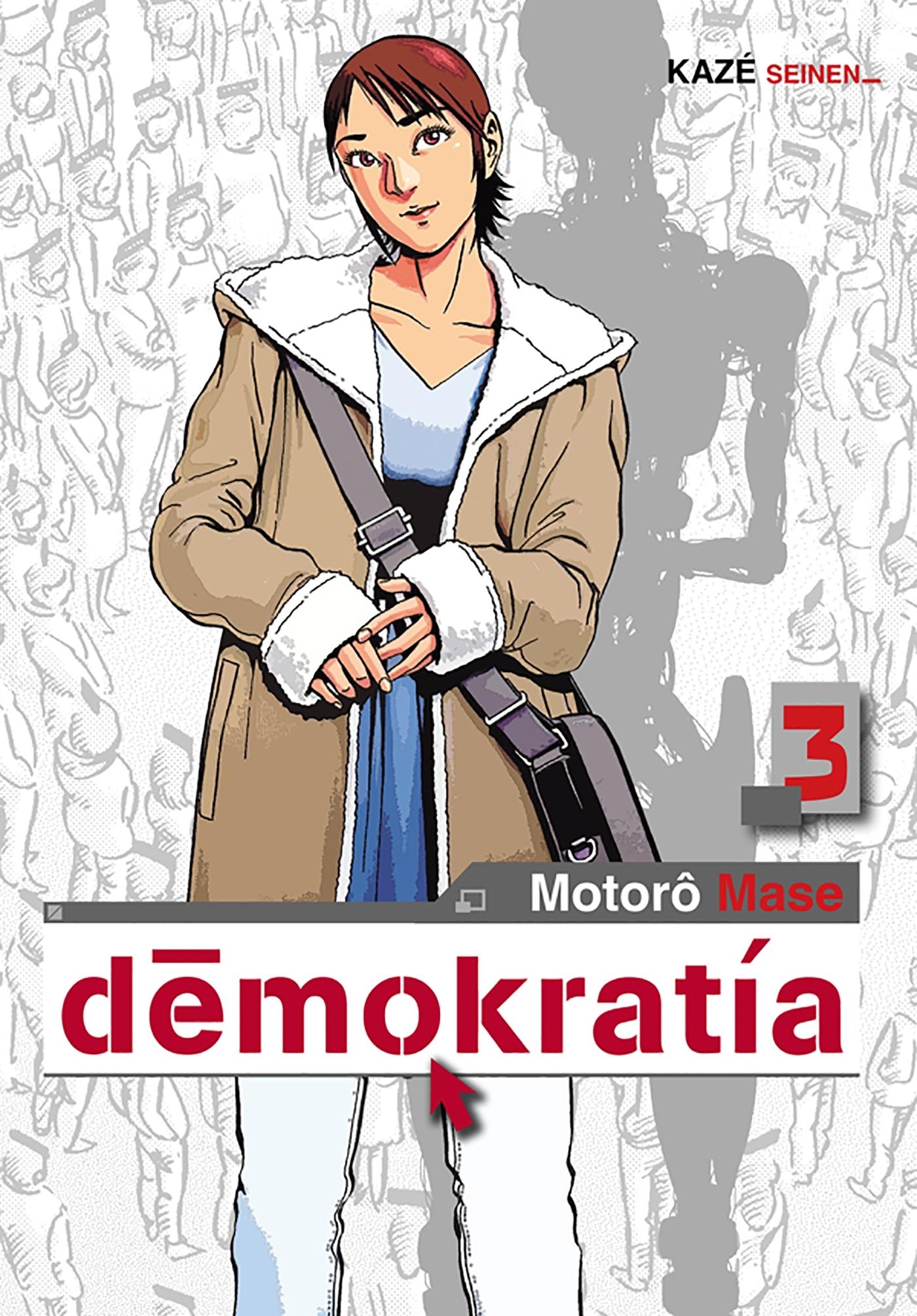 DEMOKRATIA - 1ST SEASON T03