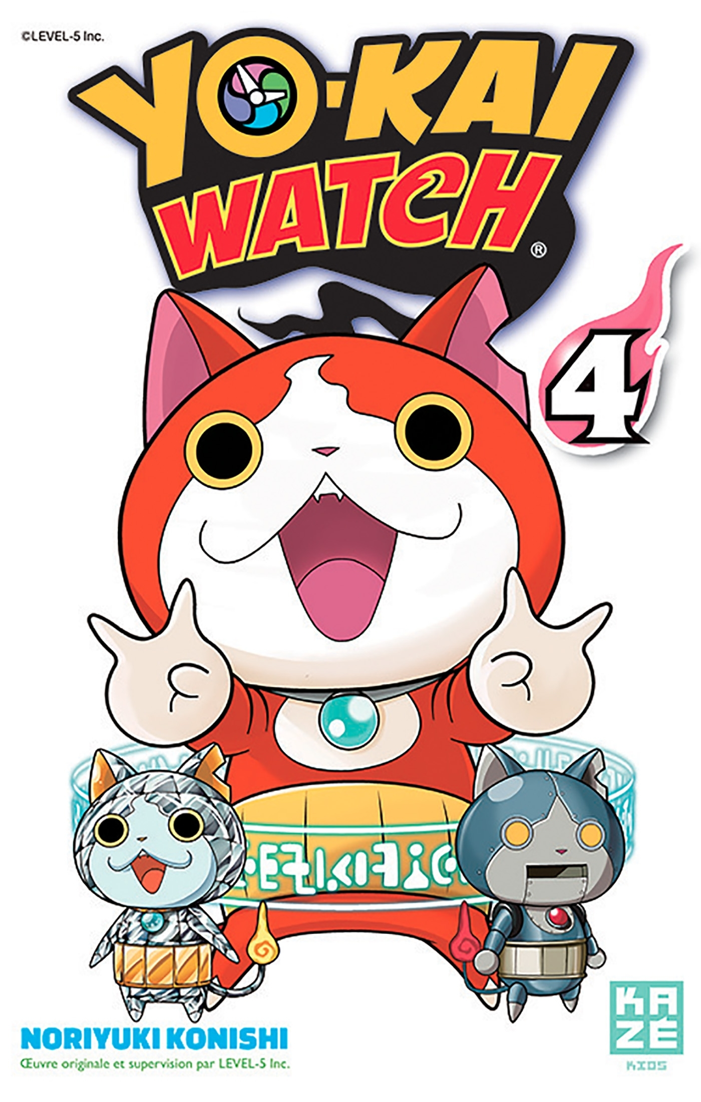 YO-KAI WATCH T04