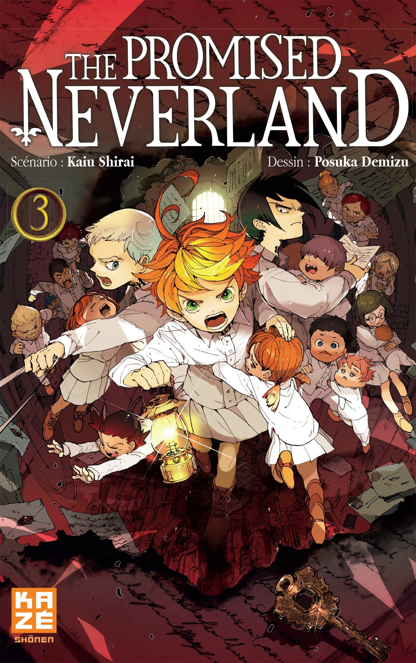 THE PROMISED NEVERLAND 03