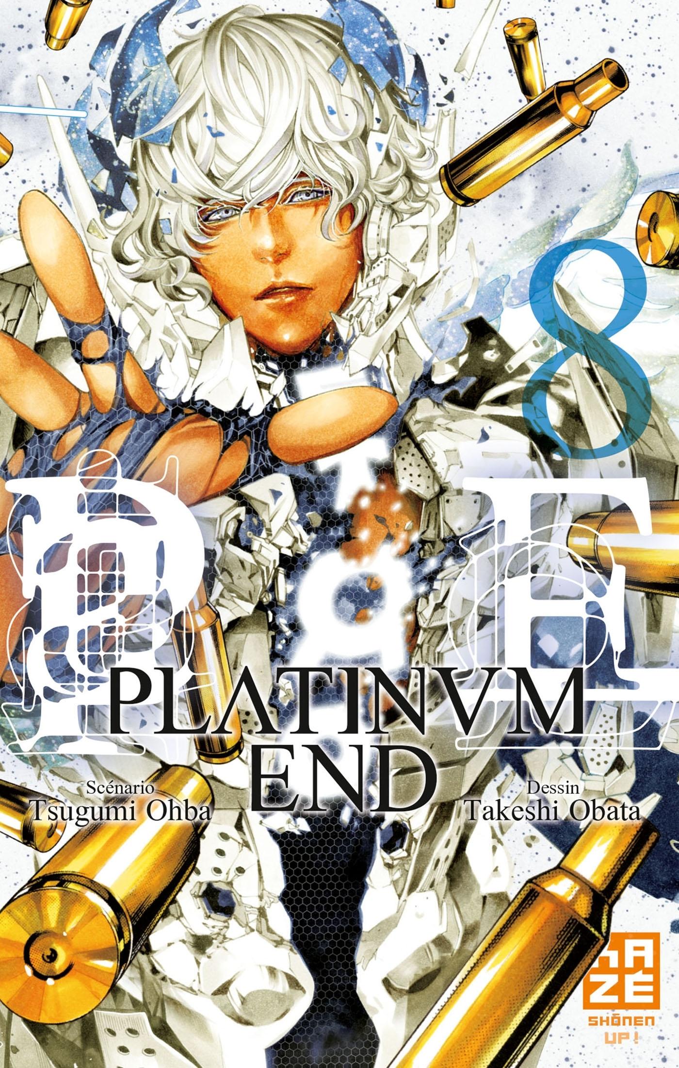PLATINUM END T08