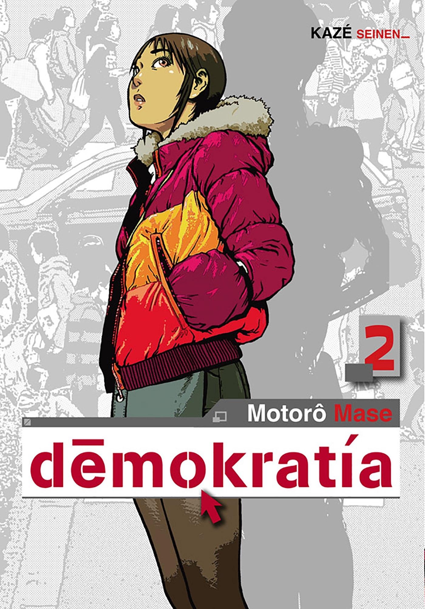 DEMOKRATIA - 1ST SEASON T02