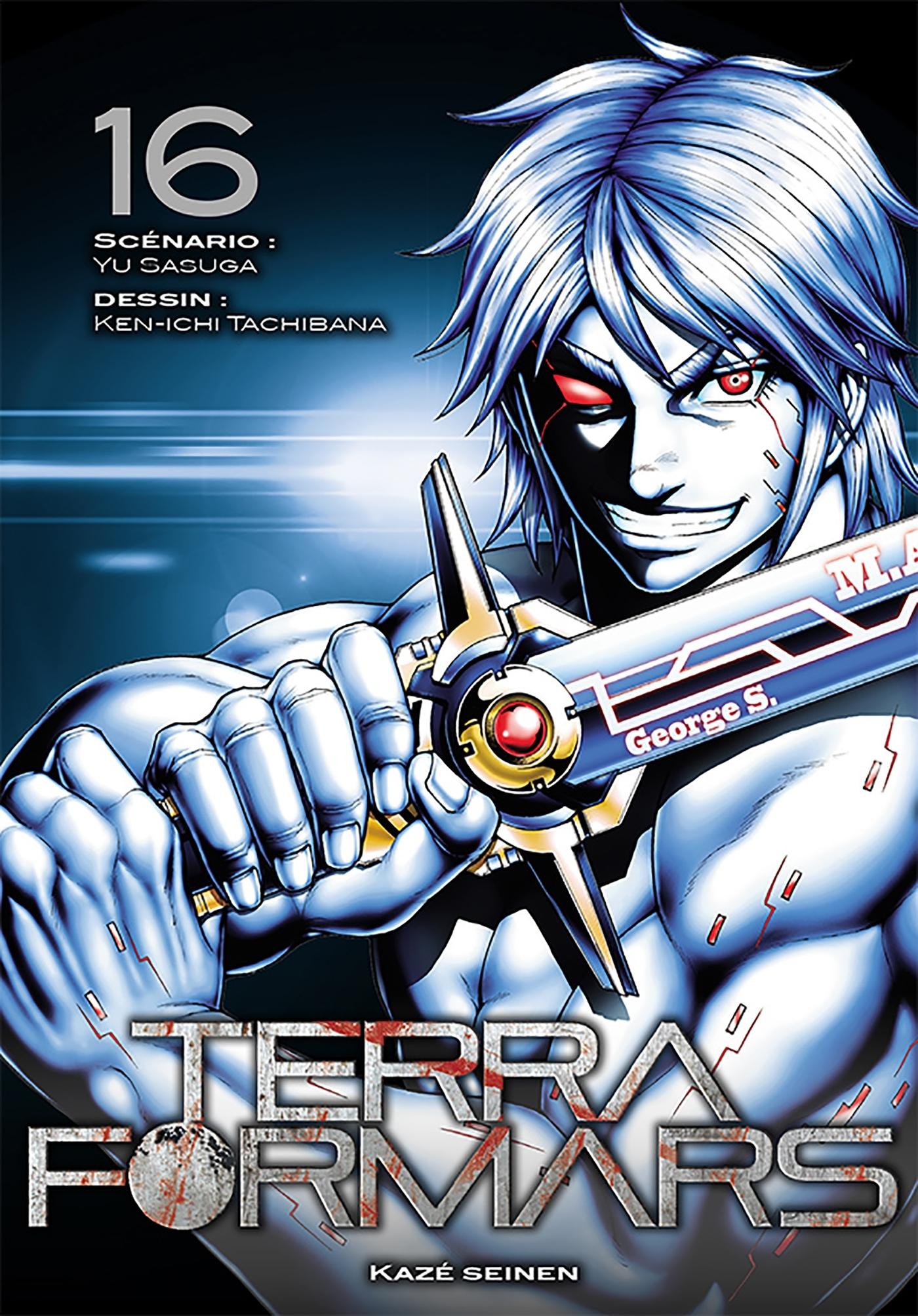 TERRA FORMARS T16