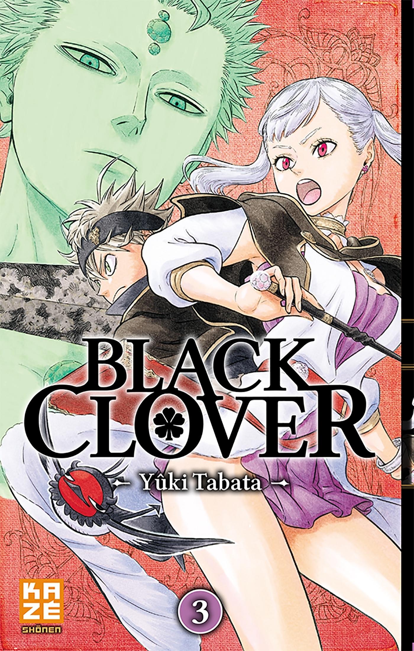 BLACK CLOVER T03