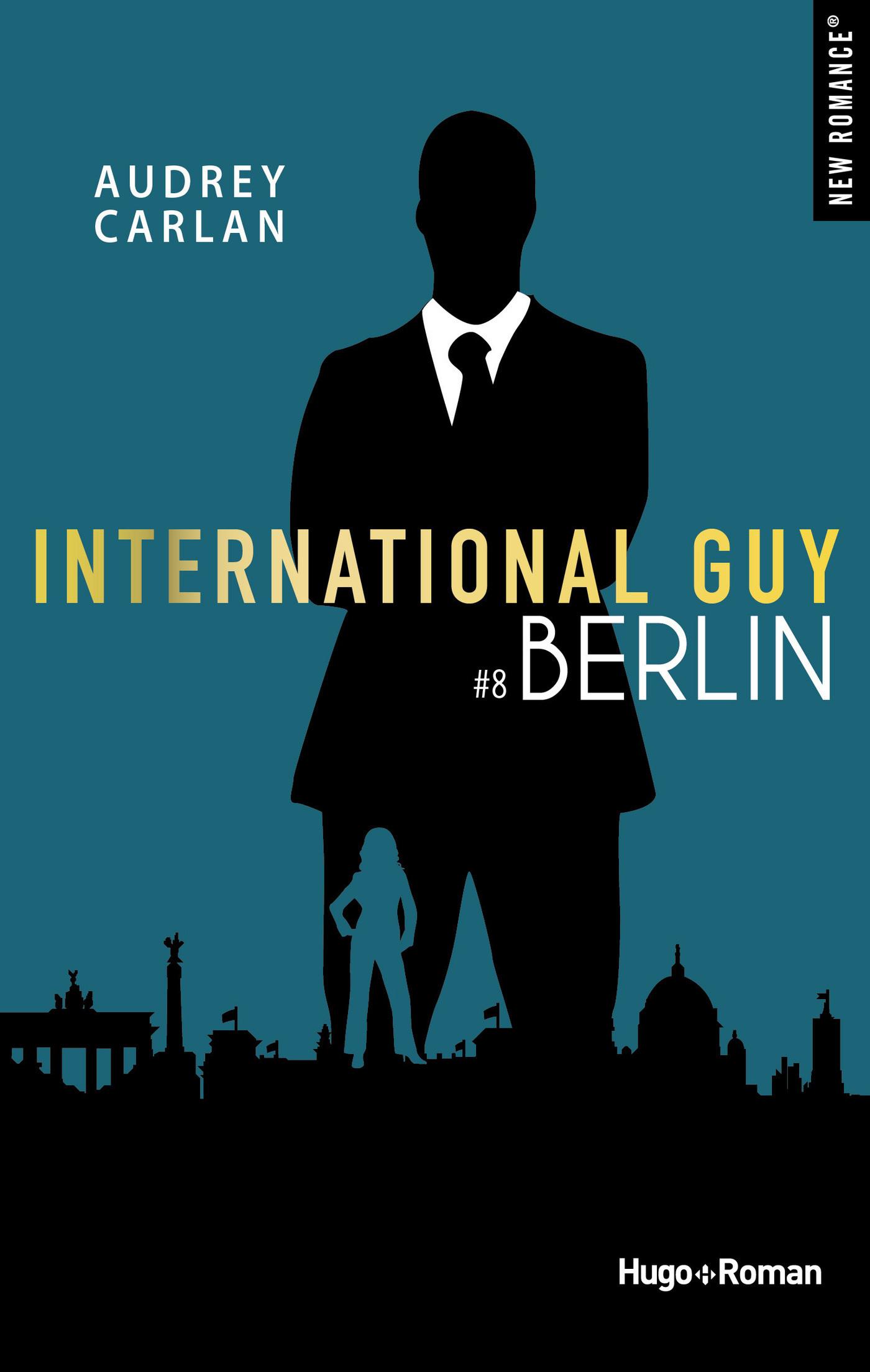 International guy - tome 8 Berlin
