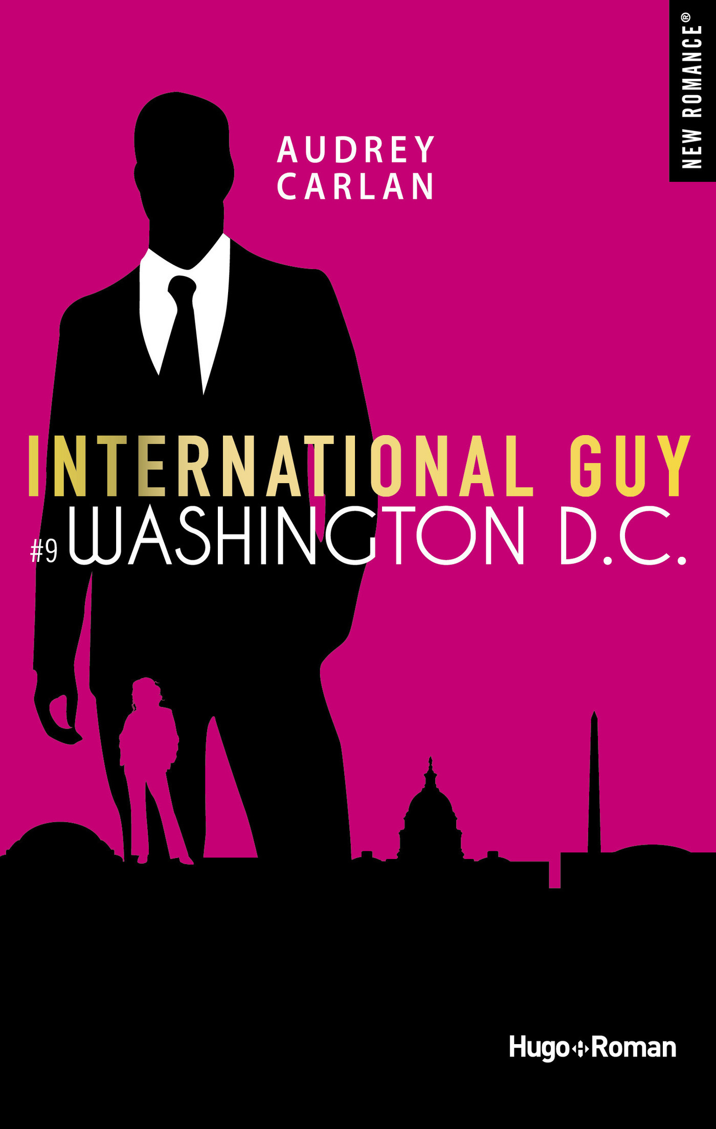 International Guy - tome 9 Washington DC -Extrait offert-