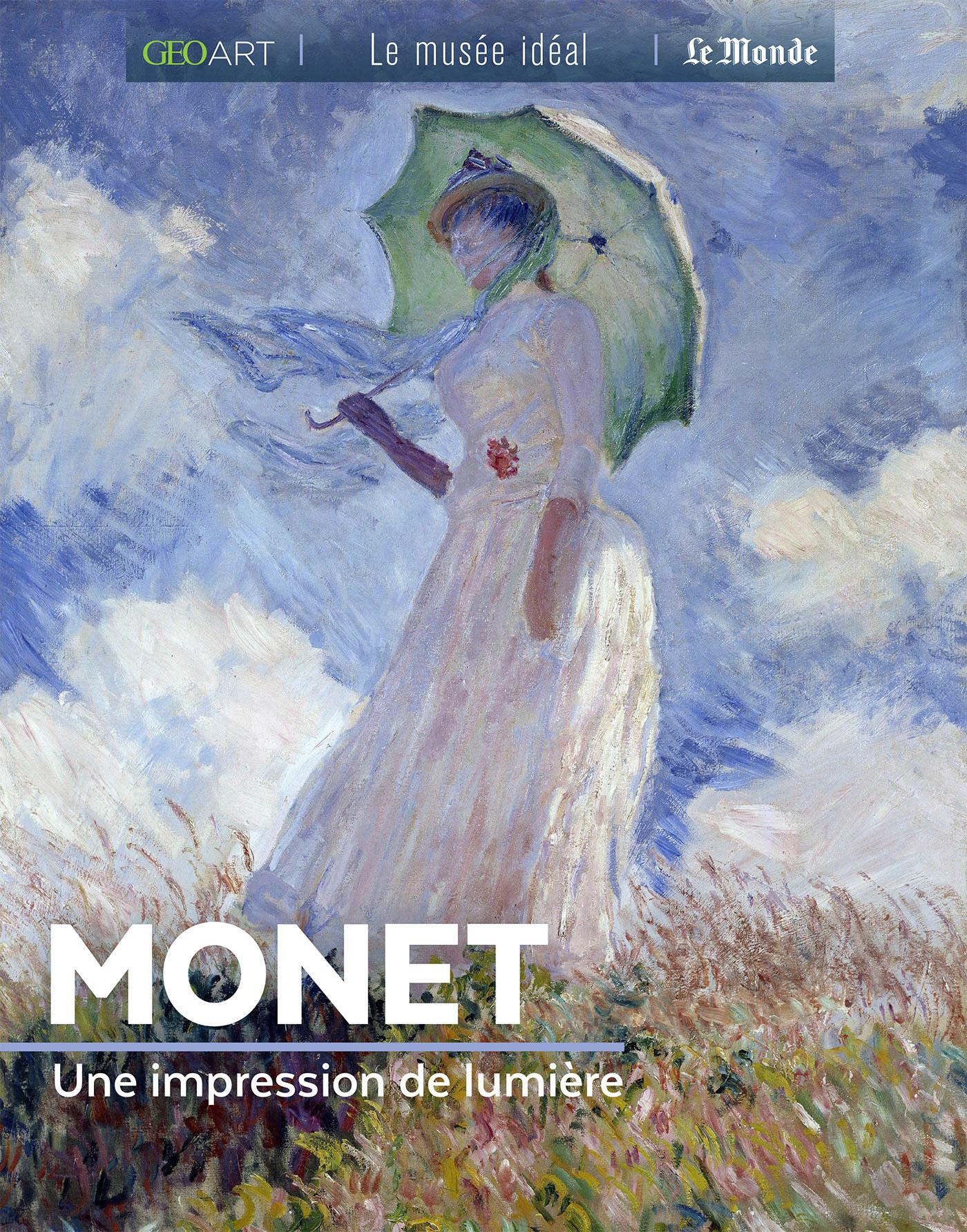 MONET, UNE IMPRESSION DE LUMIERE