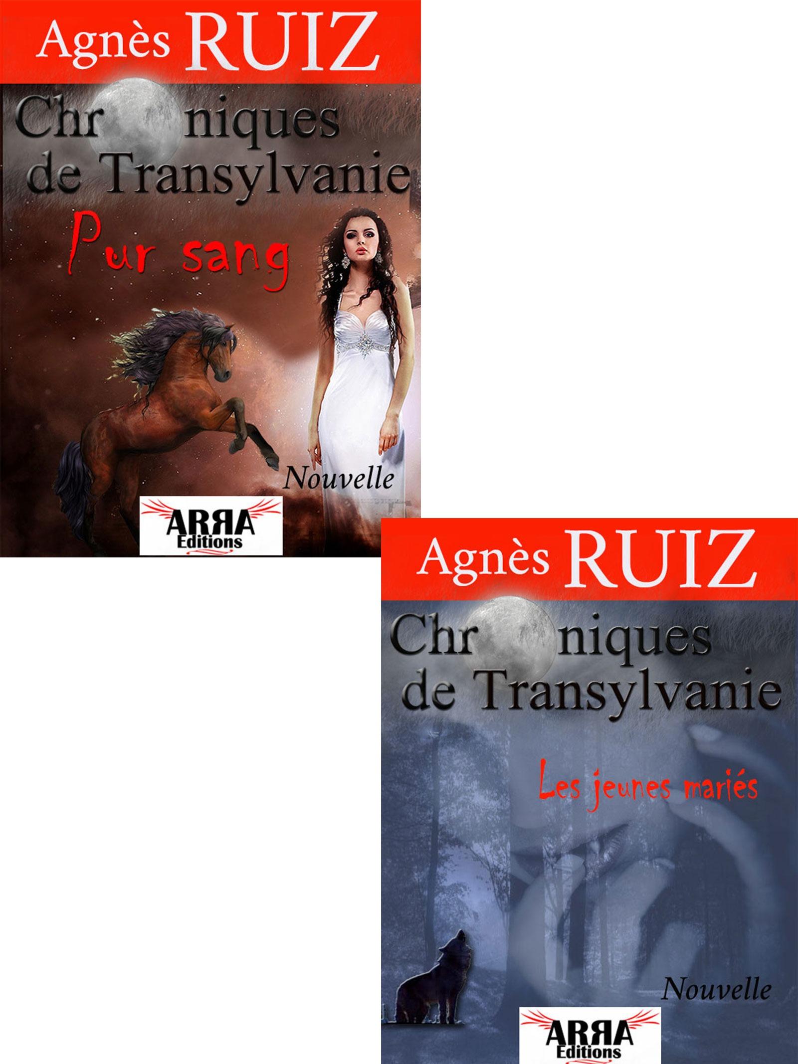 Chroniques de Transylvanie, les jeunes mariés et pur sang