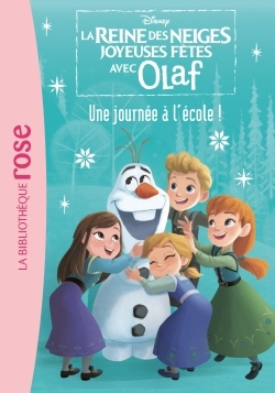 OLAF 01 - UNE JOURNEE A L'ECOLE !