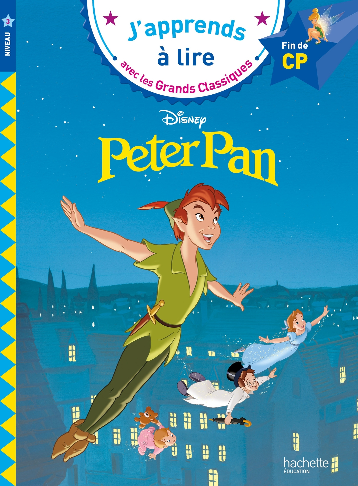 PETER PAN CP NIVEAU 3