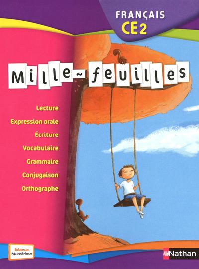 MILLE-FEUILLES CE2 FRANCAIS