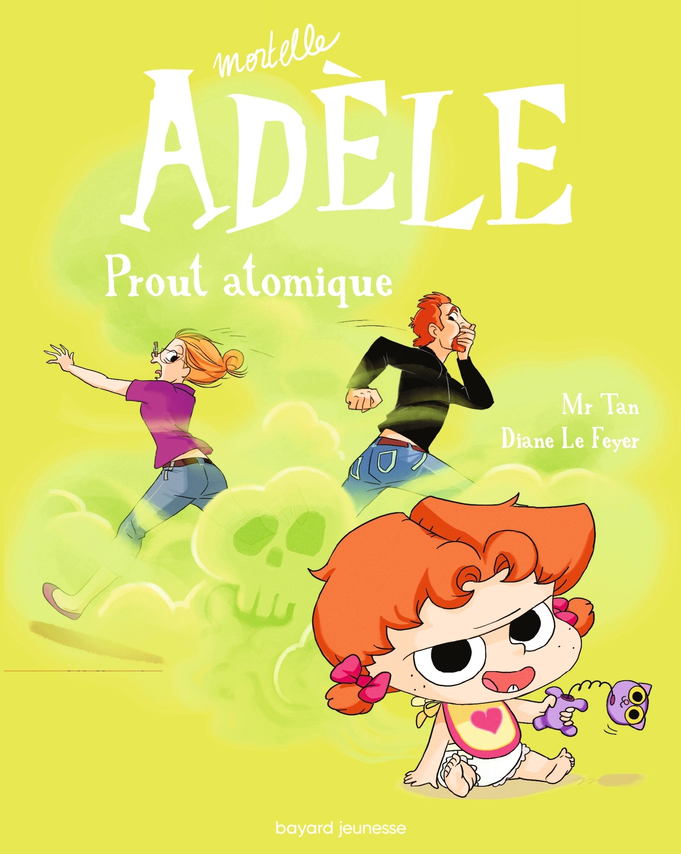 MORTELLE ADELE, TOME 14 - PROUT ATOMIQUE
