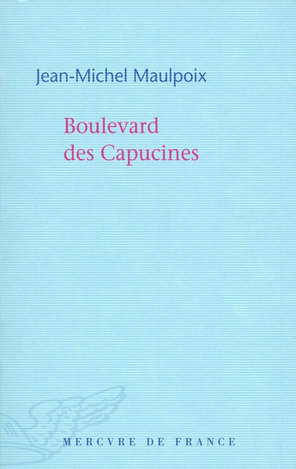 Boulevard des Capucines