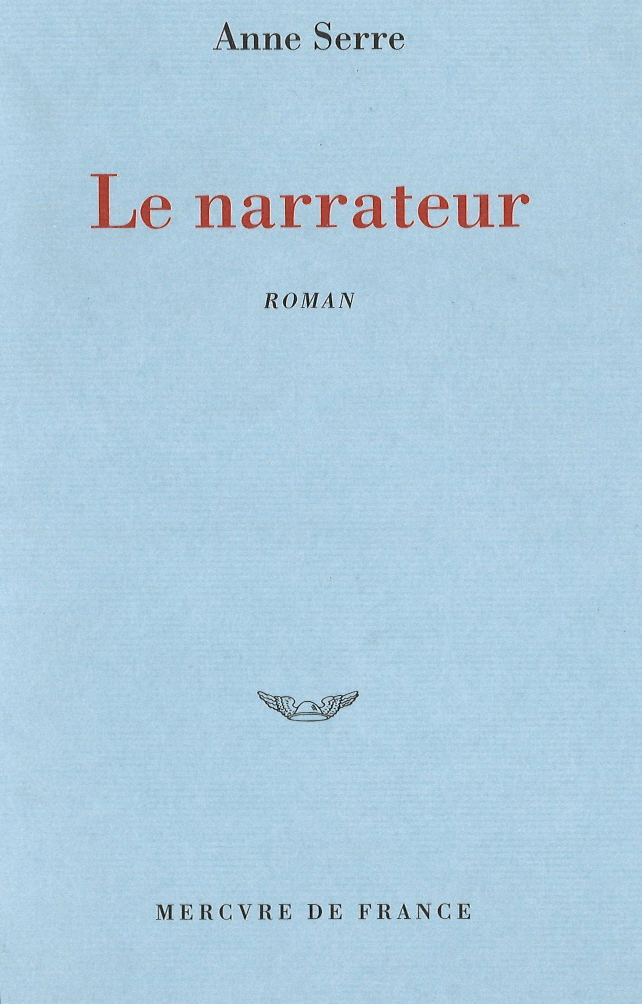 Le narrateur