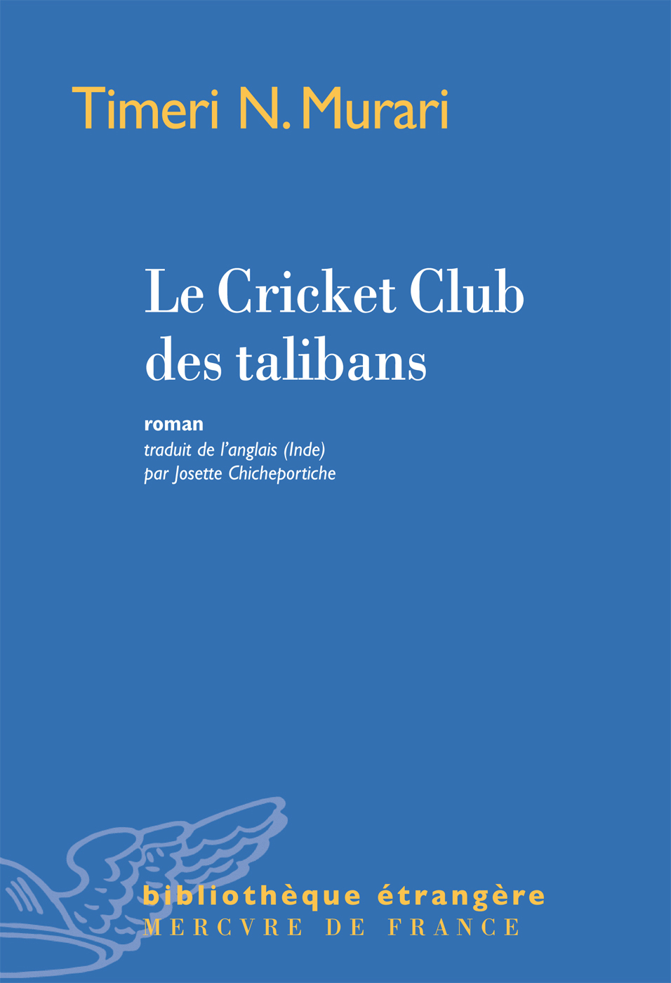 Le Cricket Club des talibans