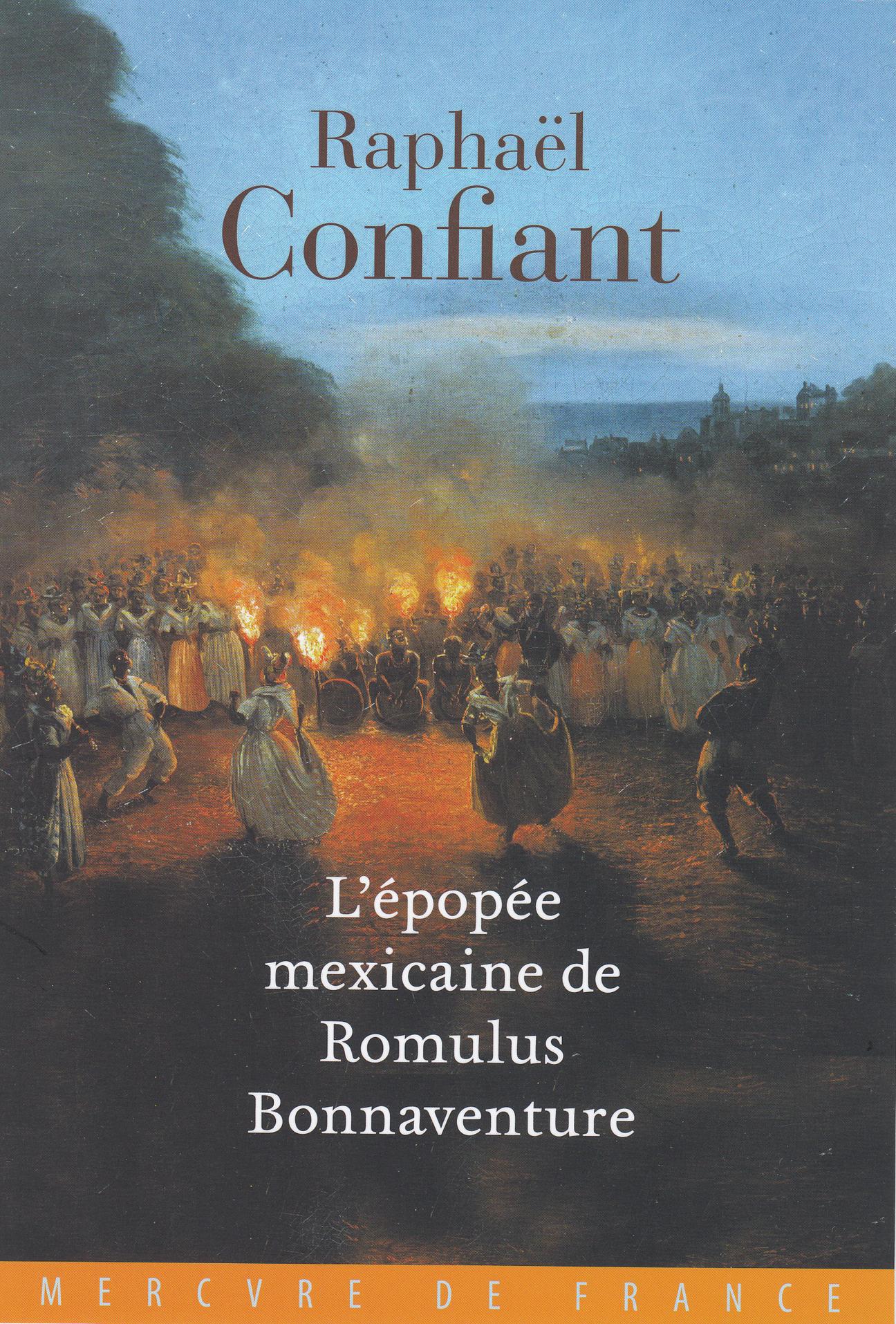 L'épopée mexicaine de Romulus Bonnaventure