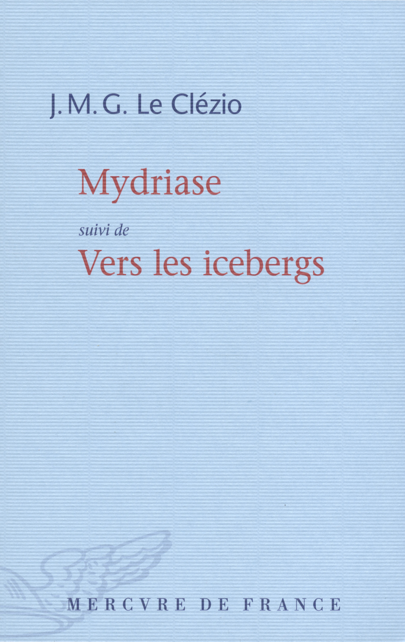 Mydriase / Vers les icebergs