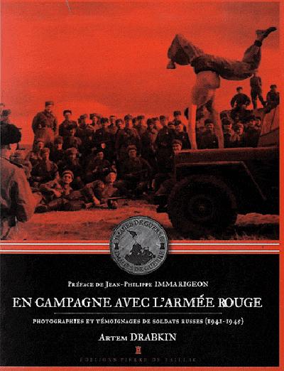 EN CAMPAGNE AVEC L'ARMEE ROUGE (1941/45)