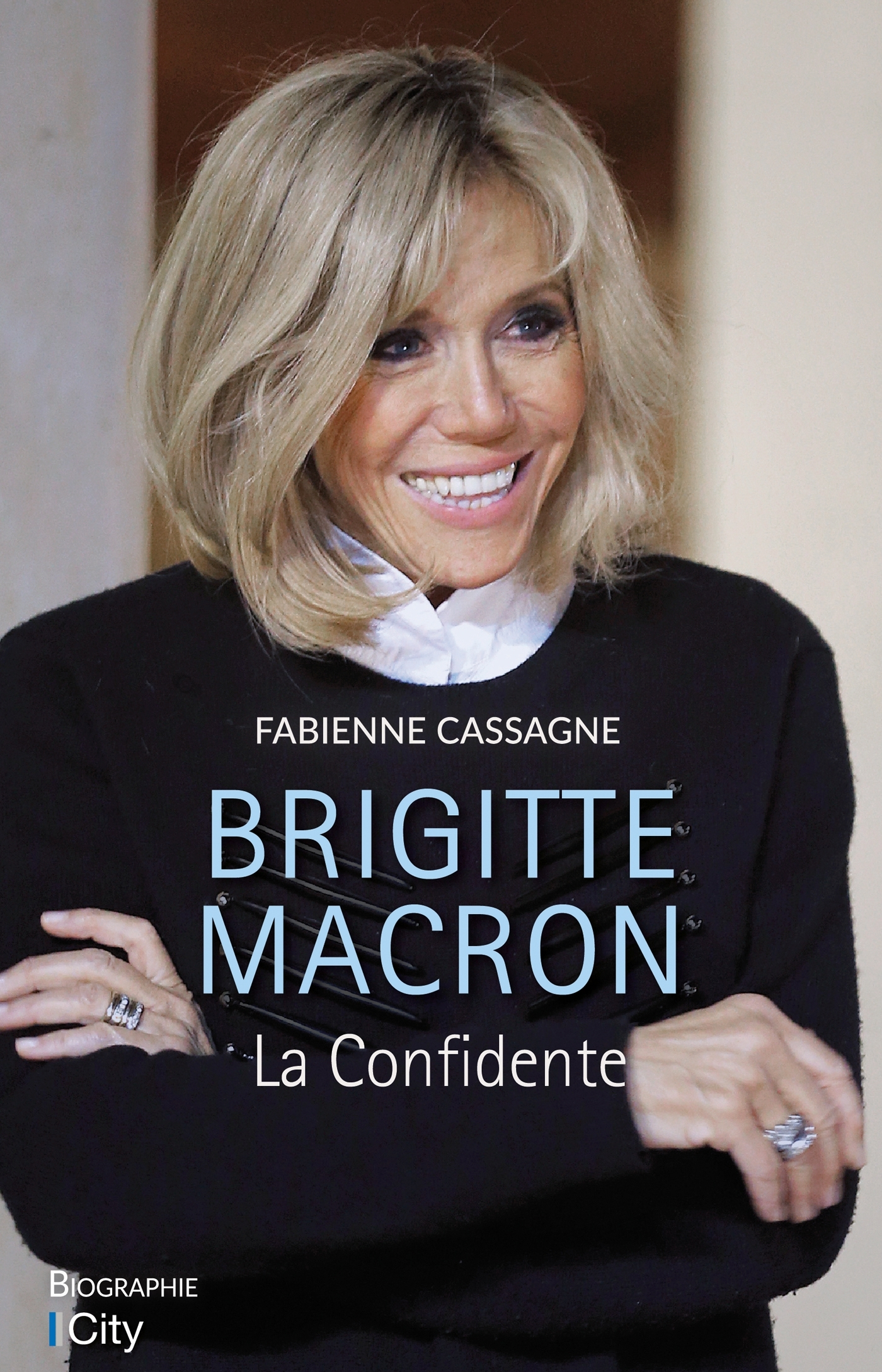 BRIGITTE MACRON, LA CONFIDENTE