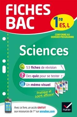 FICHES BAC SCIENCES 1RE ES, L