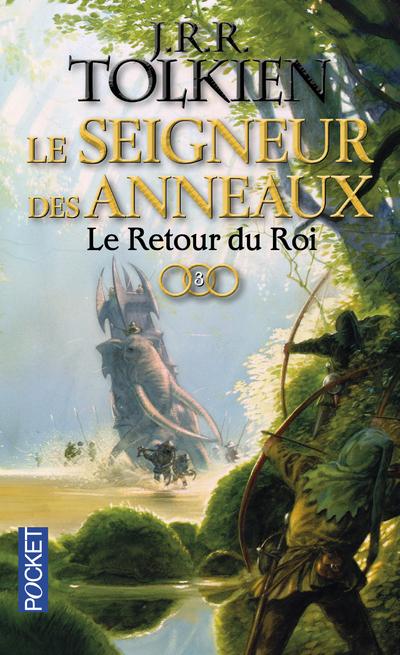 LE SEINGEUR DES ANNEAUX - TOME 3 LE RETOUR DU ROI - VOL3
