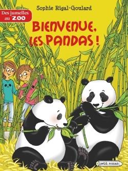 DES JUMELLES AU ZOO : BIENVENUE, LES PANDAS ! - T3
