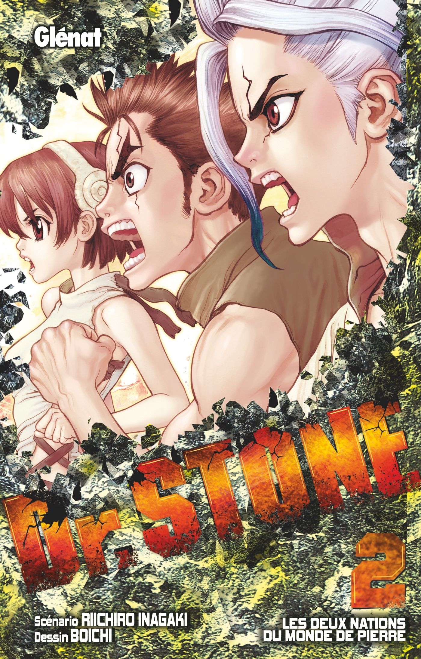 DR. STONE - TOME 02