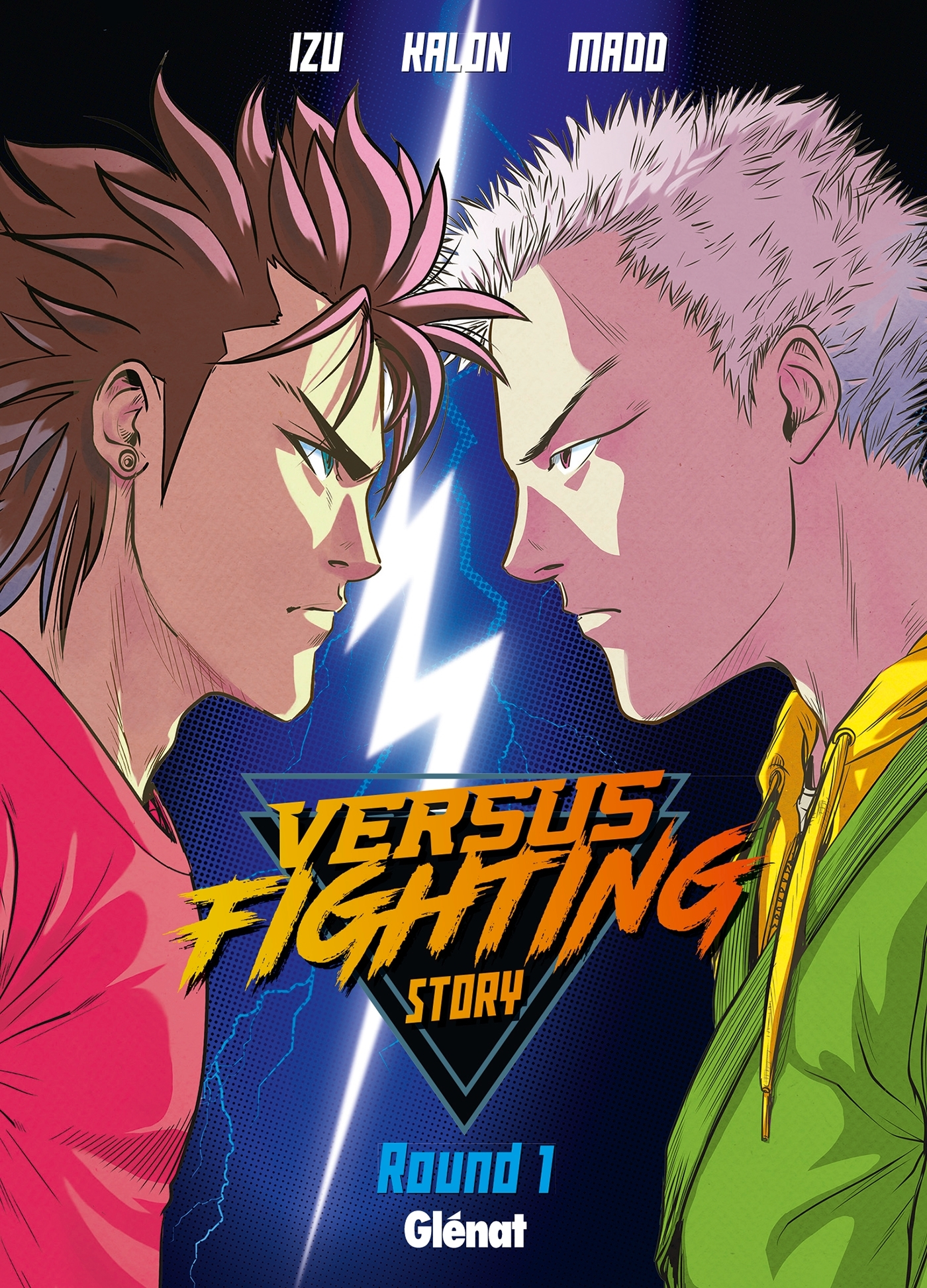 VERSUS FIGHTING STORY - TOME 01