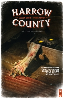HARROW COUNTY - TOME 01 - SPECTRES INNOMBRABLES