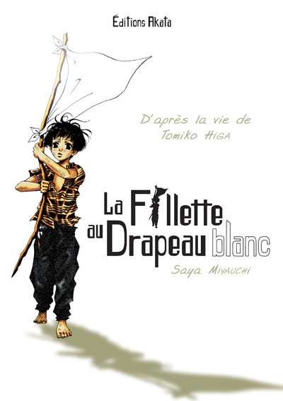 LA FILLETTE AU DRAPEAU BLANC