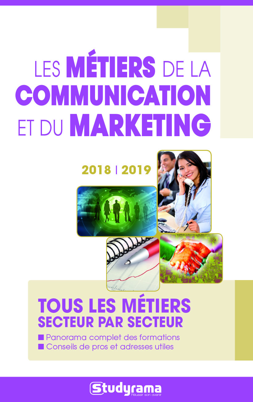 METIERS DE LA COMMUNICATION ET DU MARKETING 2018-2019 (LE)