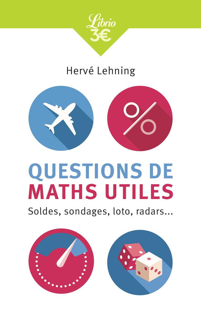 QUESTIONS DE MATHS UTILES