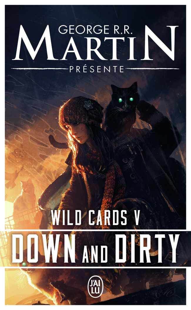 WILD CARDS - T5 - DOWN AND DIRTY