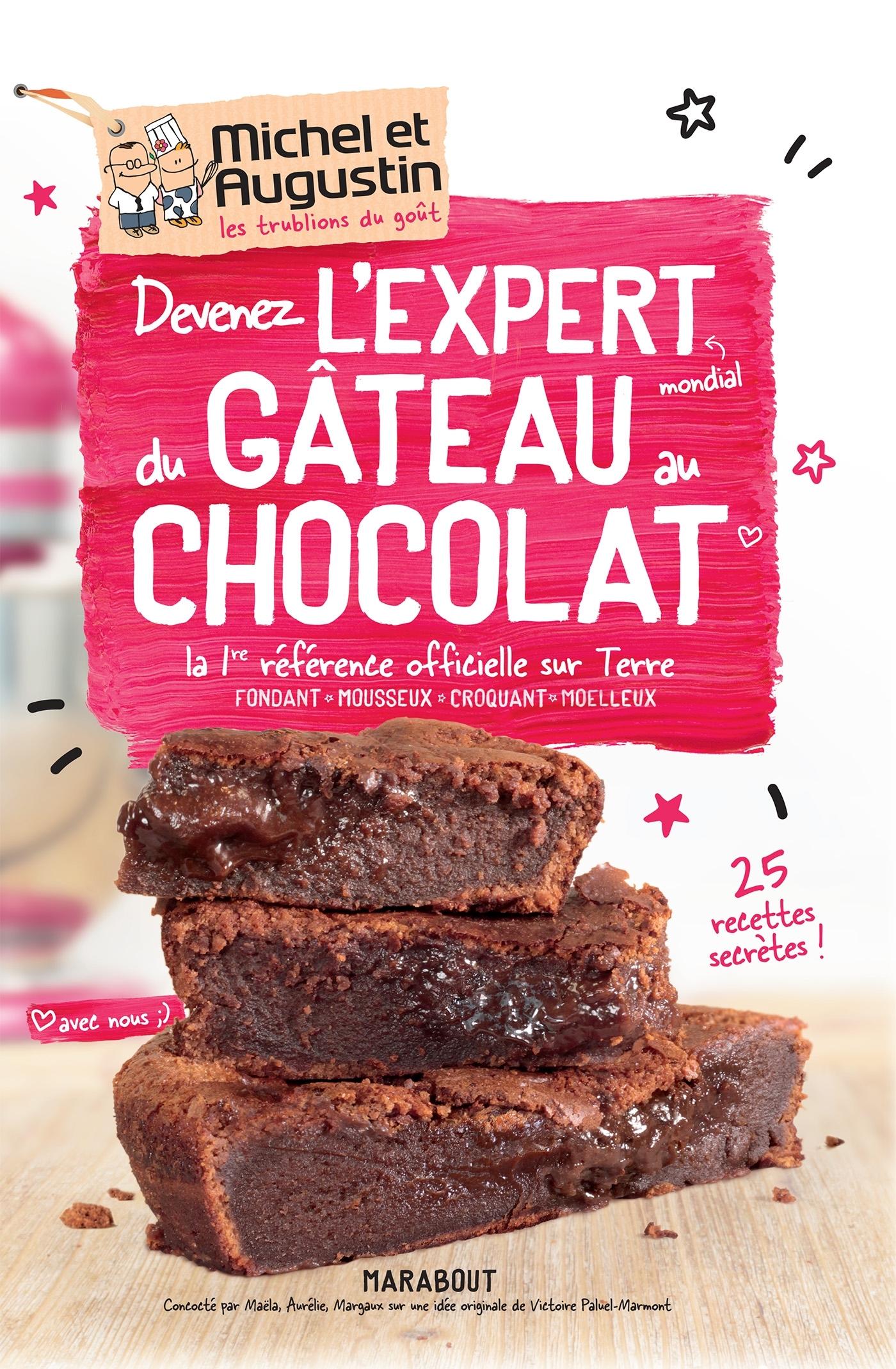 DEVENEZ L'EXPERT MONDIAL DU GATEAU AU CHOCOLAT - LA 1ERE REFERENCE OFFICIELLE SUR TERRE -FONDANT - M