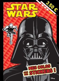 SITH, MES COLOS AVEC STICKERS