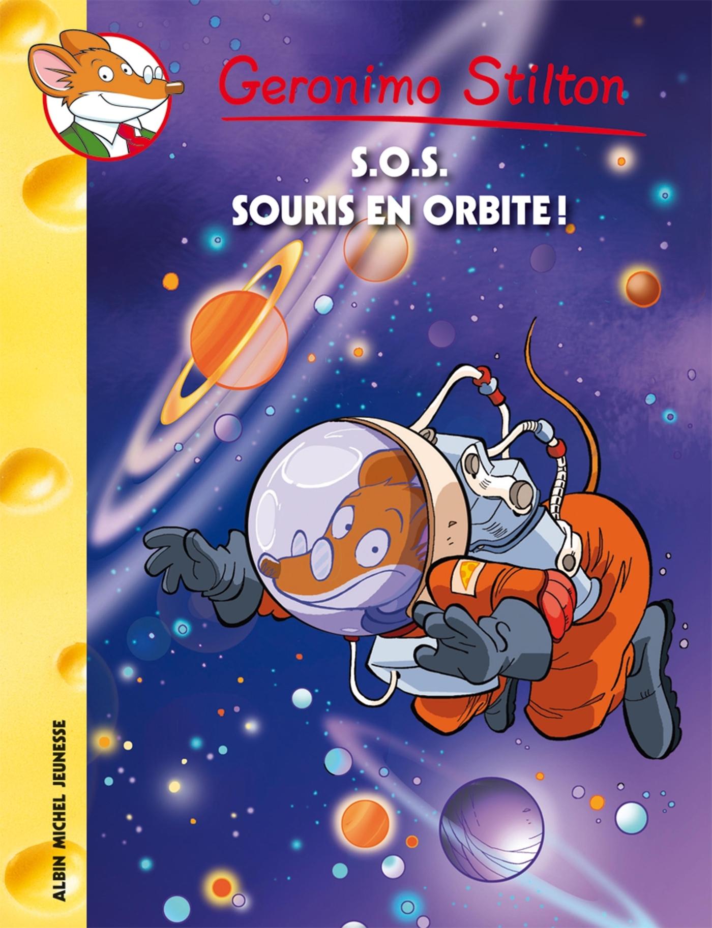 S.O.S.SOURIS EN ORBITE ! N 67