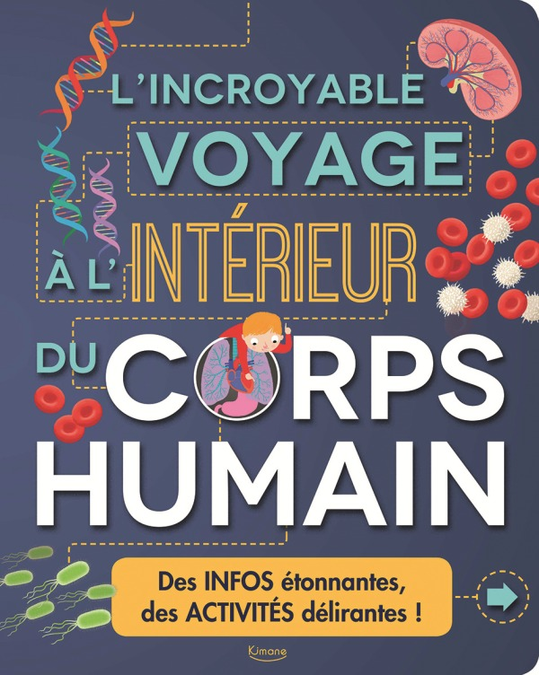 L'INCROYABLE VOYAGE A L'INTERIEUR DU CORPS HUMAIN