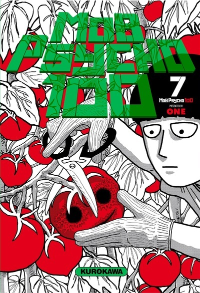 MOB PSYCHO 100 - TOME 7